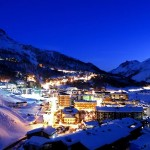 Cervinia by Night-en