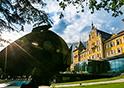 Grand Hotel Bilia in Saint Vincent city near Casinò