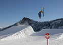 Monterosa ski and incredible snowpark