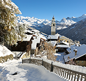 Saint Vincent in Aosta Valley