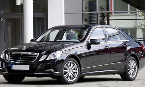 Mercedes used for our Transfer Services