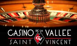 Casino de la Vallée a Saint Vincent